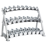 Стойка Hoist CF-3462-3 Horizontal Beauty Bell Rack